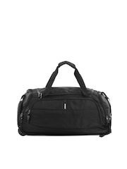 American Tourister Unisex Black Trolley Bag