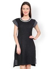 Anasazi Black Shift Dress