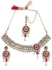 Anouk Gold Plated Jewellery Set