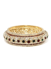 Anouk Gold Toned Bangle