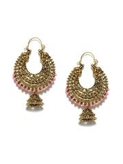 Anouk Gold-Toned Drop Earrings