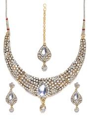 Anouk Gold-Toned Jewellery Set
