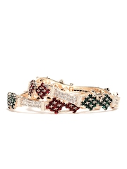 Anouk Set of 2 Gold Toned Bangles
