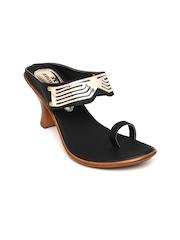 Women Black Heels Anouk 495632