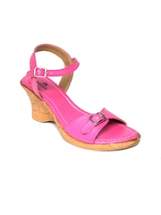 Anouk Women Pink Wedges
