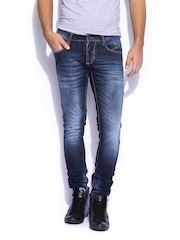 Antony Morato Men Blue Don Giovanni Super Skinny Fit Jeans