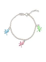 Arezzo Girls Sterling Silver Bracelet