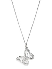 Arezzo Girls Sterling Silver Pendant with Chain