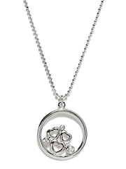 Arezzo Sterling Silver Necklace
