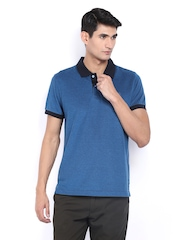 Arrow Sport Men Blue Polo T-shirt