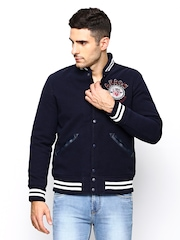 Arrow Sport Men Navy Jacket