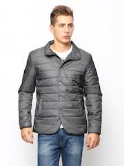 Arrow Sport Men Grey Jacket