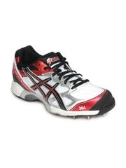 Asics Men White Gel Gully 3 Sports Shoes