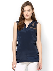 Athena Women Blue Top