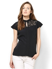 Athena Women Black Top