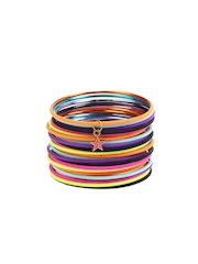 Ayesha Women Multi Coloured Bangles