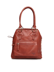 Baggit Brick Red Handbag