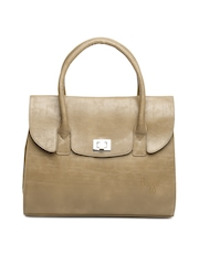 Baggit Light Brown Handbag