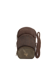 Baggit Women Brown Humtum Mobile Pouch