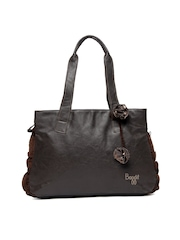 Baggit Brown Philanthropist Bindas Shoulder Bag