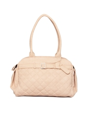 Baggit Light Peach Toned Handbag