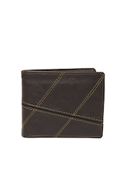 Baggit Men Dark Brown Wallet