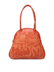 Baggit Orange Shoulder Bag