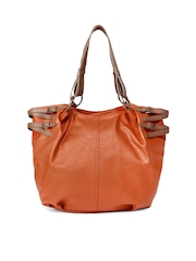 Baggit Orange Handbag