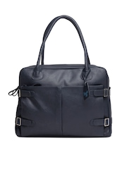 Baggit Women Navy Laptop Bag