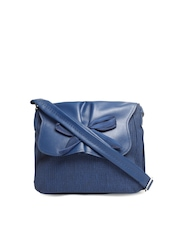 Baggit Women Blue Sling Bag