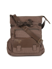 Baggit Women Brown Sling Bag