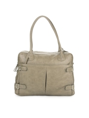 Baggit Women Beige Laptop Bag