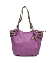 Baggit Purple Shoulder Bag