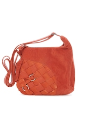 Baggit Women Orange Bag
