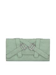 Baggit Women Mint Green Wallet