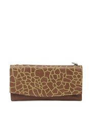 Baggit Women Brown Wallet