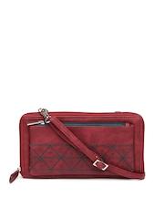 Baggit Women Red Wallet