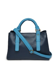 Bagsy Malone Blue Handbag