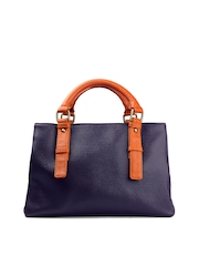 Bagsy Malone Purple & Orange Handbag
