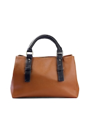 Bagsy Malone Brown Handbag
