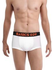 029 Men White Freshly Laid Trunks 14BBF30435 Basics