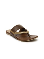 Women Brown Flats Bata 367718