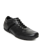 Bata Men Black Casual Shoes