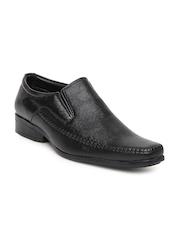 Men Black Semi-Formal Shoes Bata 367697