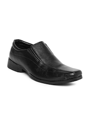 Men Black Semi-Formal Shoes Bata 367695