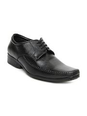 Bata Men Black Semiformal Shoes