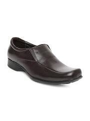 Men Brown Semiformal Shoes Bata