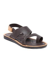 Men Brown Sandals Bata