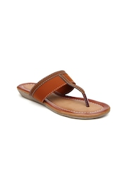Women Brown Flats Bata