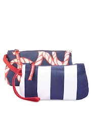 Be For Bag Set of 2 Printed Pouches